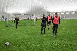 Harjoituspeli Kuopion Palloseura - MP 90 min 3-0