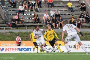 Suomen Cup jatkuu kotihallissa Seinäjoen Jalkapallokerhoa vastaan