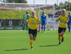 Hyökkääjä Anni Hartikainen on valittu U19-maajoukkueleirille