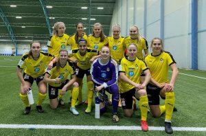 Harjoituspeli KuPS - HJK 2-0 (2-0)