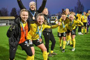 Kuopion Palloseuralle on myönnetty liigalisenssi 2021