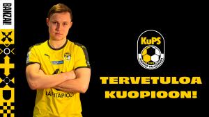 Meritoitunut Latvian maajoukkuepelaaja Kuopion Palloseuran rivehin