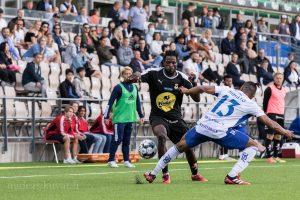 Harjoituspeli HJK - Kuopion Palloseura 90 min 0-1 (0-1)