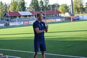Ollipekka Ojala palkittiin itäisen alueen parhaana valmentajana