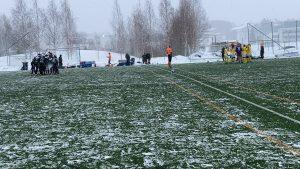 Suomen Cup: JyPK - KuPS 0-12 (0-5)