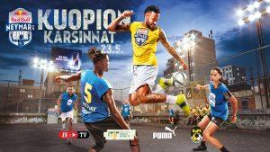 Maailman suurin harrastejalkapalloturnaus saapuu Suomeen - Kuopiossa pelataan toukokuussa