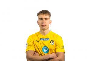 Taneli Hämäläinen on valittu Suomen U21-maajoukkueeseen