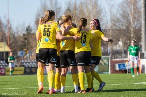 SUBWAY Kansallinen Liiga: JyPK - KuPS 0-2 (0-2)