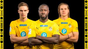 Nana Boateng toimii KuPS:n kapteenina kaudella 2021