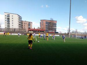 SUBWAY Kansallinen Liiga: KuPS - HJK 3-0 (1-0)