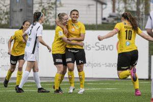 SUBWAY Kansallinen Liiga: KuPS - FC Honka 2-0 (1-0)