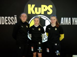 Kolme KuPS-pelaajaa valittiin U23-maajoukkueeseen