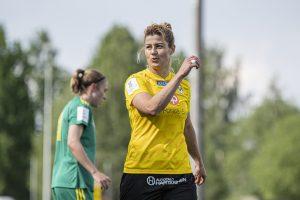 Gentjana Rochi valittiin kuukauden pelaajaksi