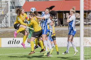 Katso HJK - KuPS-ottelu RUUTU-palvelusta