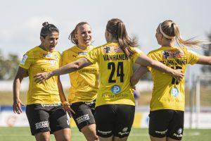 SUBWAY Kansallinen Liiga: KuPS - FC Honka 2-1 (1-0)