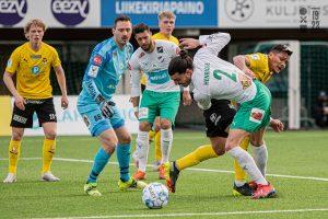 Veikkausliigan ottelu IFK Mariehamn – KuPS siirtyy pelattavaksi sunnuntaina 5.9.