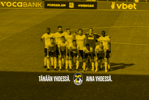 Otteluennakko: Vain voitto riittää KuPS:lle FC Noahia vastaan