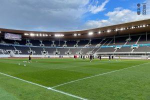 Stadionin myytyjä katsomopaikkoja siirtyy uusiin kohtiin