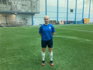 Anni Hartikainen valittiin U19-maajoukkueeseen