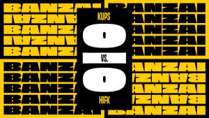 Otteluraportti: HIFK puolusti KuPS:n maalittomaan